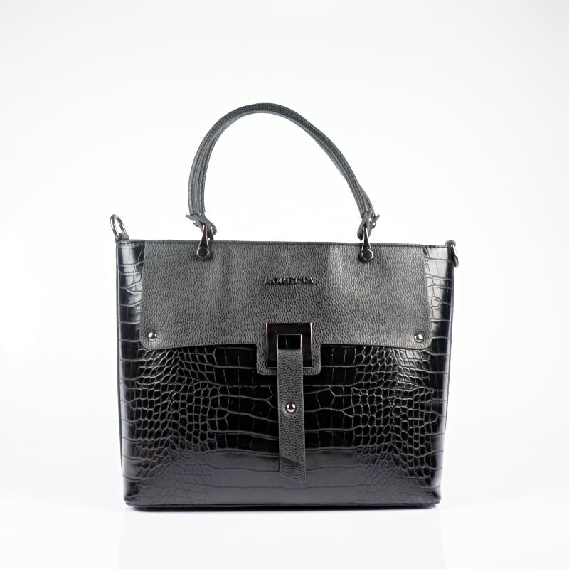 Дамска чанта тип куфарче