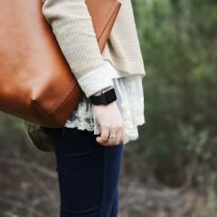 Ежедневни чанти от естествена кожа