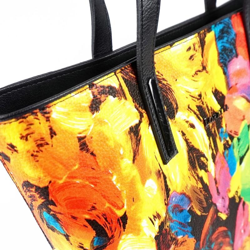 Голяма дамска чанта за формат А4
