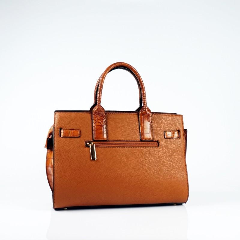 Ежедневна чанта от еко кожа