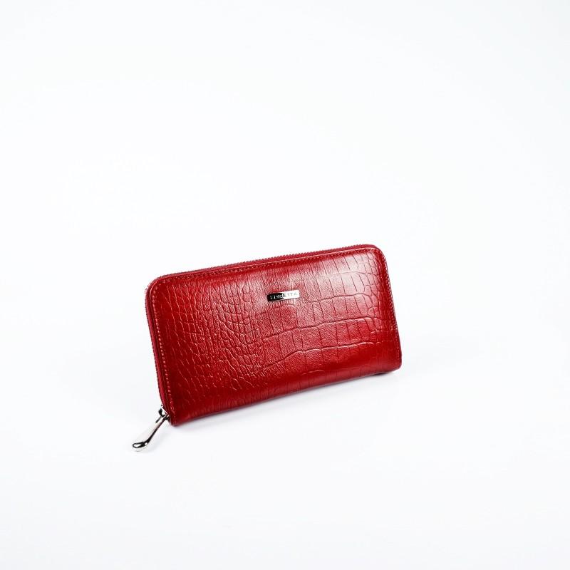 Дамски портфейл с цип
