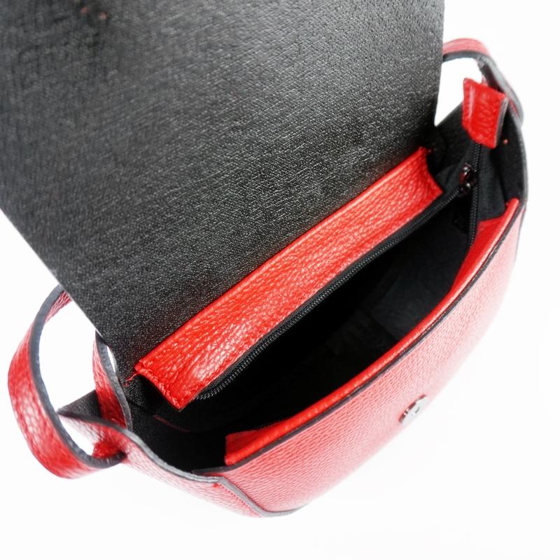 Мини чанта с дълга дръжка