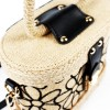Малка кокетна плетена чанта
