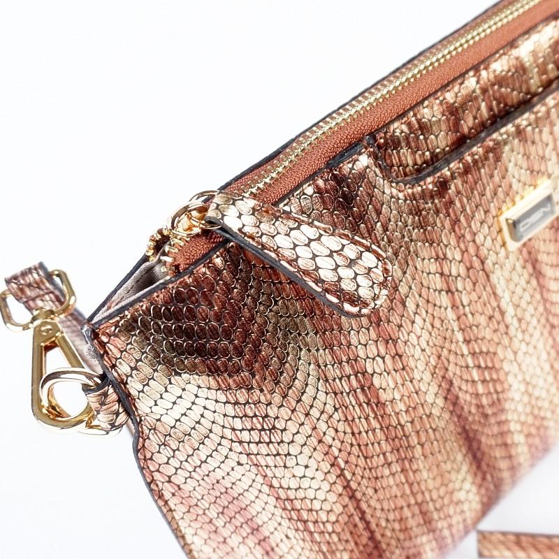 Дамска чанта през рамо тип клъч