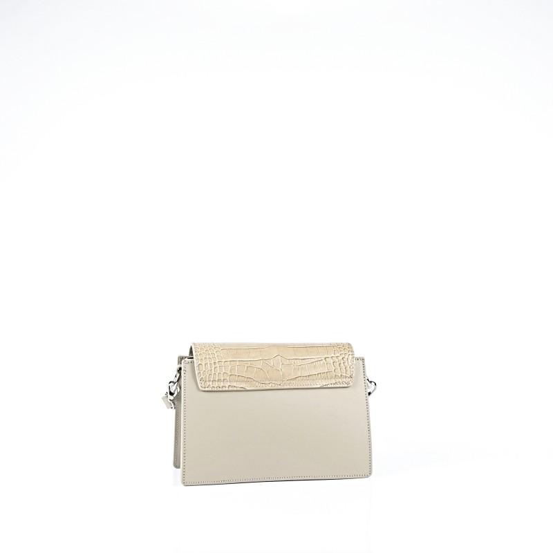 Малка дамска чанта с щампа с животински мотиви