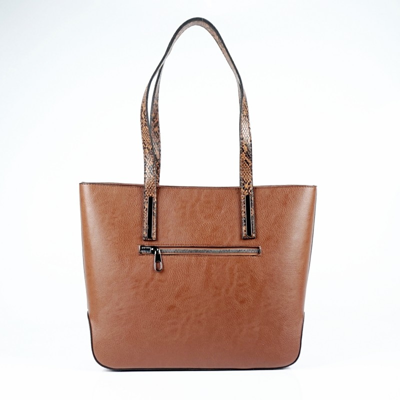 Ежедневна дамска чанта за формат А4
