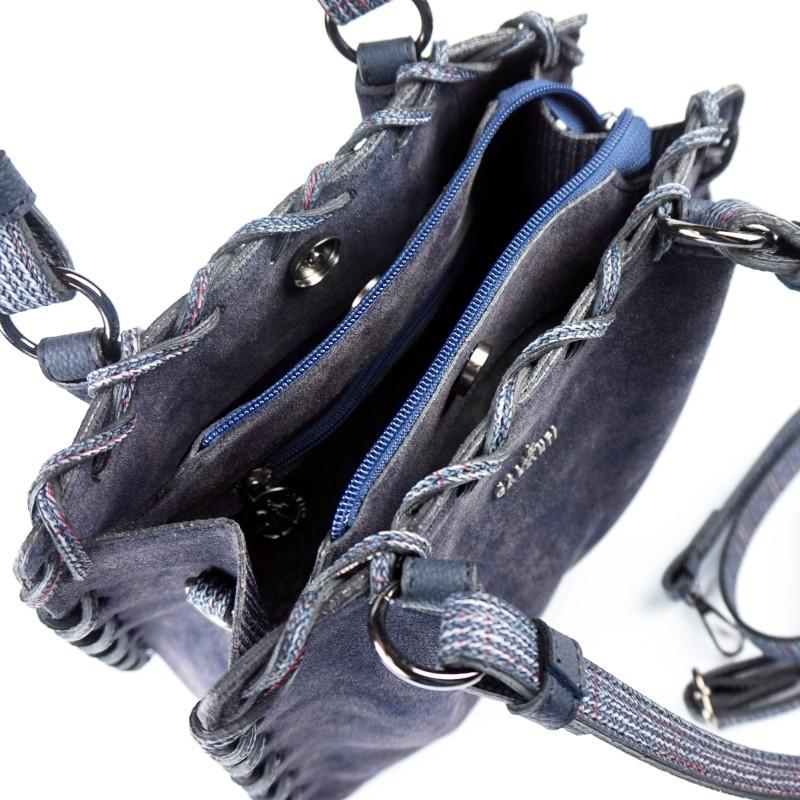 Елегантна дамска чанта за рамо