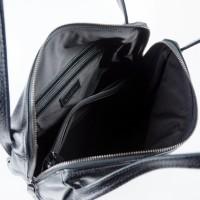 Елегантна и просторна дамска чанта за рамо
